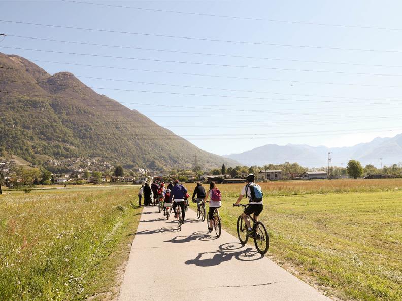 Image 5 - SlowUp Ticino