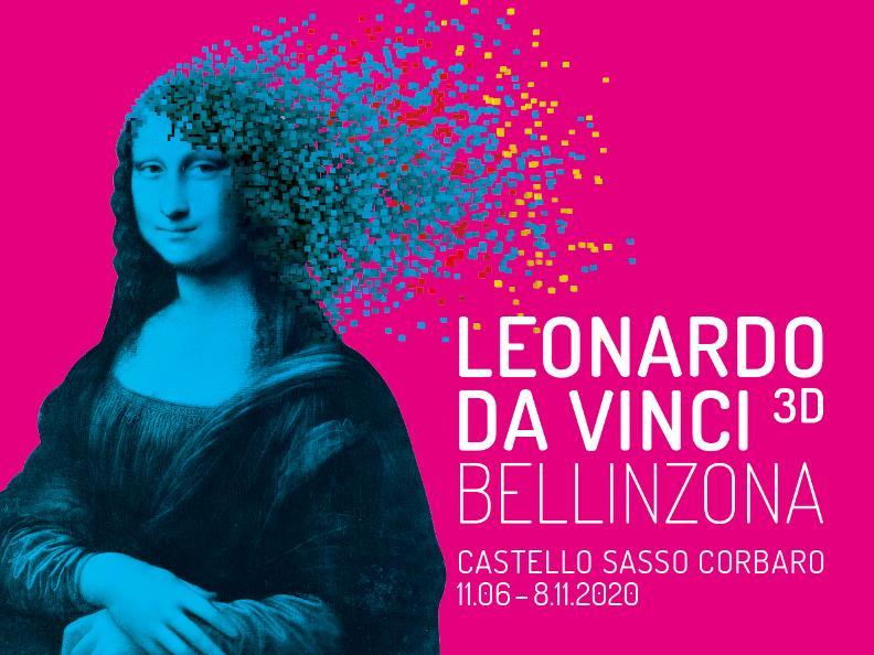 Image 0 - Exposition - Leonardo Da Vinci 3D