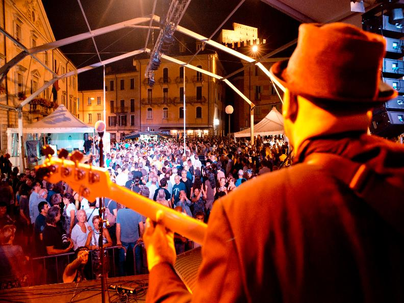 Image 0 - Bellinzona Blues Festival 2020