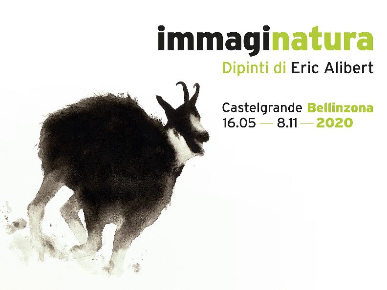Image 0 - IMMAGINATURA – Paintings by Eric Alibert