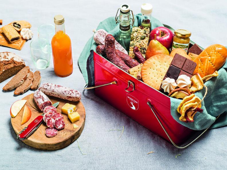 Image 0 - Lo Snack Box del Grand Tour