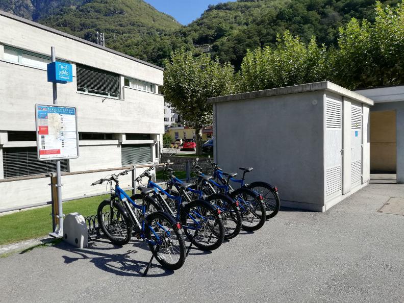 Image 4 - E-bike sharing - Valle di Blenio e Biasca