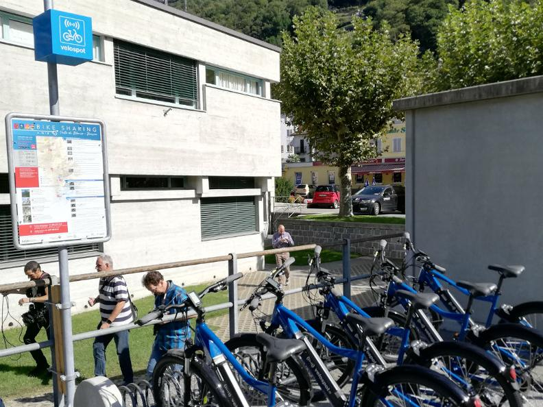 Image 2 - E-bike sharing - Valle di Blenio & Biasca