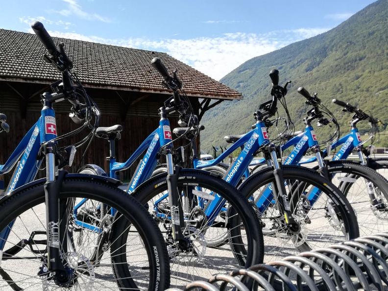 Image 3 - E-bike sharing - Valle di Blenio e Biasca