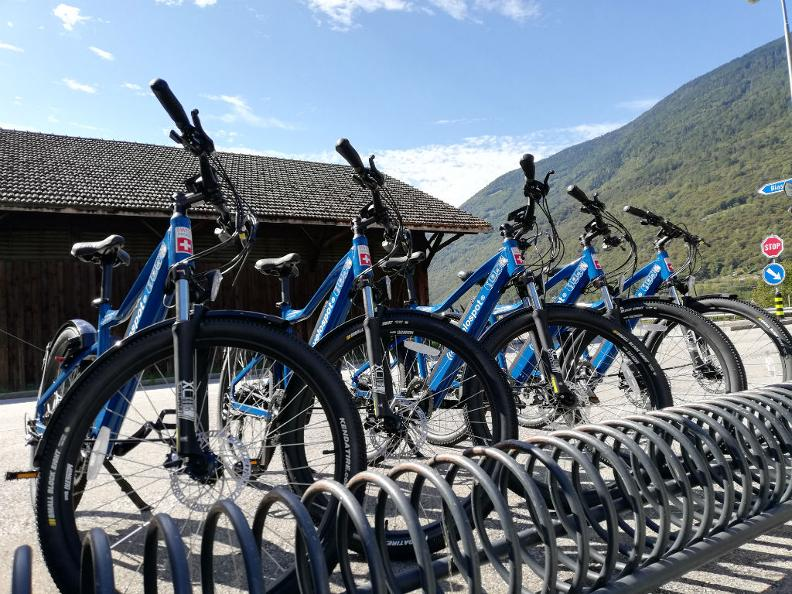 Image 3 - E-bike sharing - Valle di Blenio & Biasca