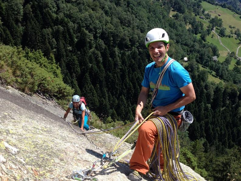 Image 2 - Vertical emotions - Arrampicata in Ticino