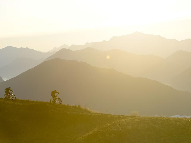 Image 7 - Ticino Freeride: two wheels, one love!