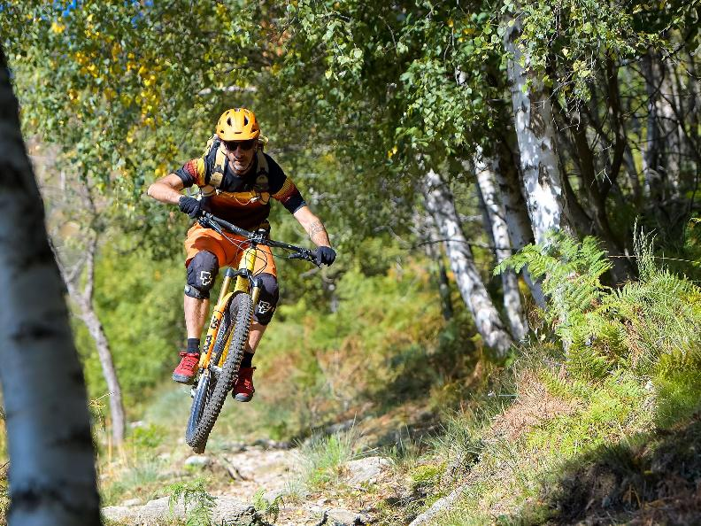 Image 2 - Ticino Freeride: two wheels, one love!