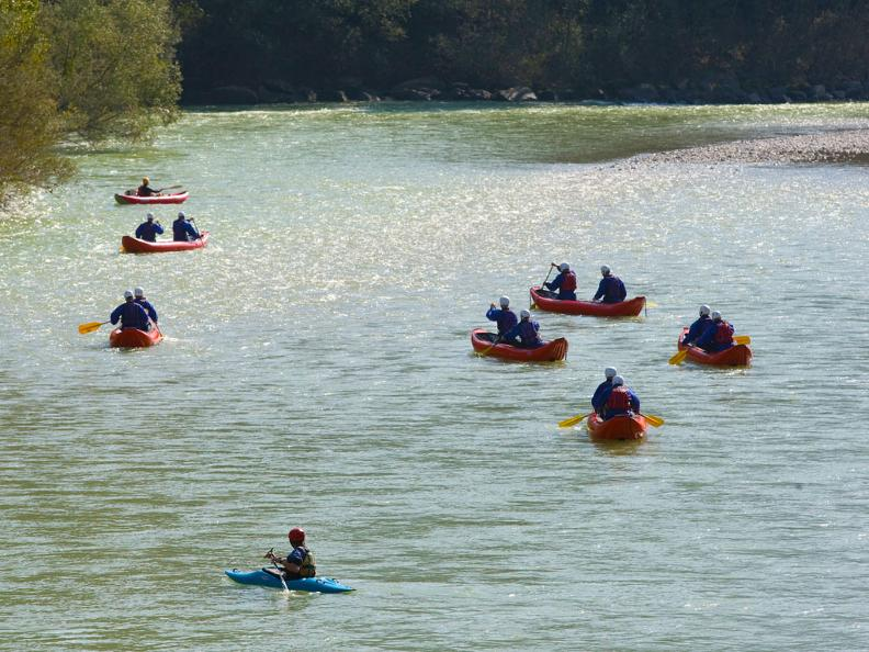 Image 1 - Swiss River Adventures