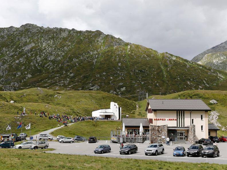 Image 1 - Passo e zona del Lucomagno