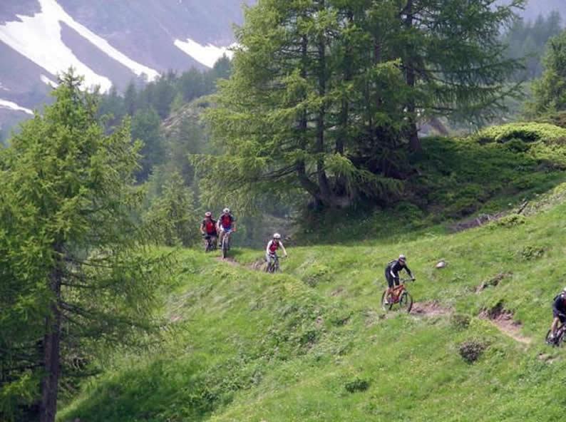 Image 1 - Associazione BlenioBike per promuovere lo sport e il turismo MOUNTAIN BIKE