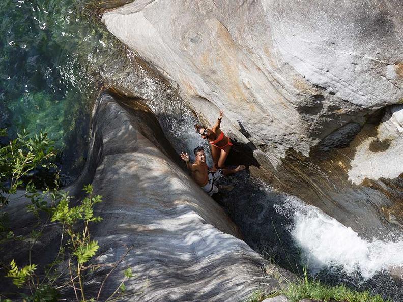 Image 5 - Santa Petronilla Waterfall