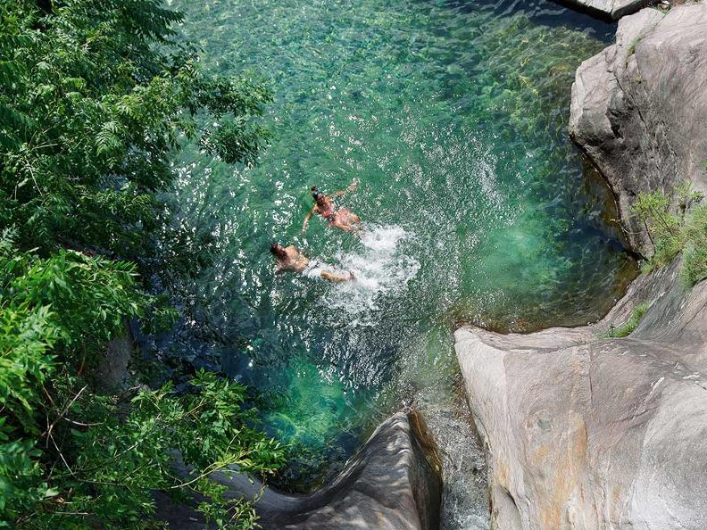Image 4 - Santa Petronilla Waterfall