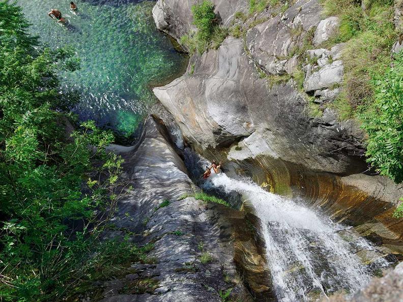 Image 2 - Santa Petronilla Waterfall