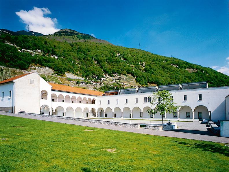 Image 0 - Couvents des Augustines de Monte Carasso
