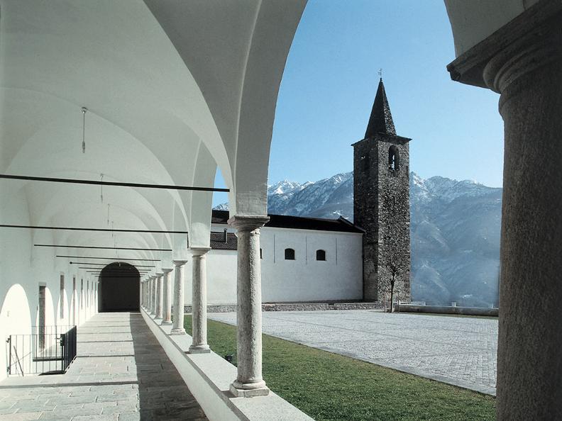 Image 2 - Couvents des Augustines de Monte Carasso