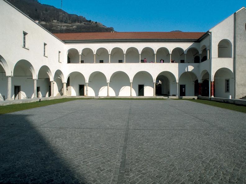 Image 1 - Couvents des Augustines de Monte Carasso