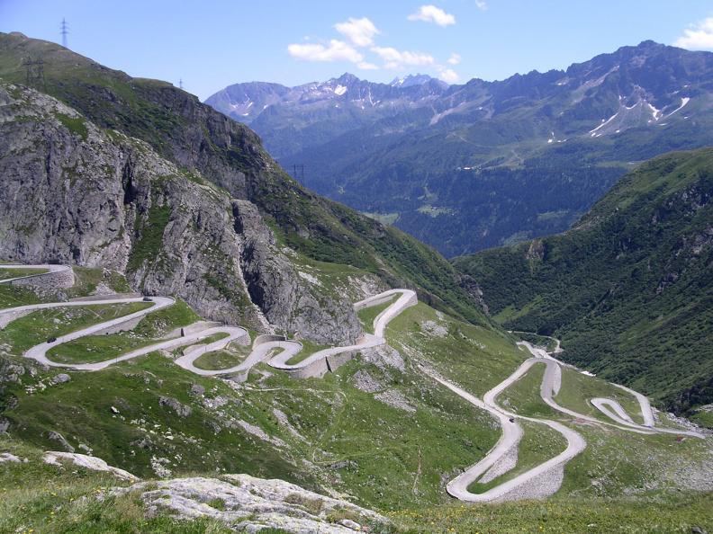 Image 0 - St. Gotthard-Pass