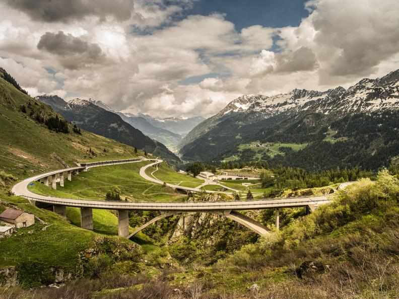 Image 1 - St. Gotthard-Pass