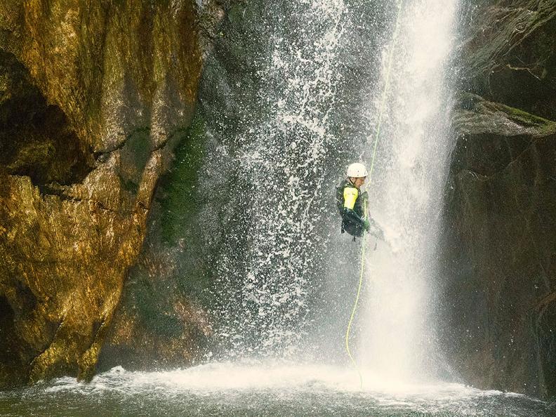 Image 0 - purelements® ticino – canyoning