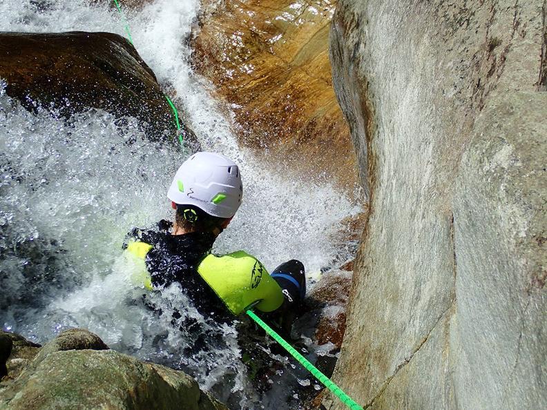 Image 3 - purelements® ticino – canyoning