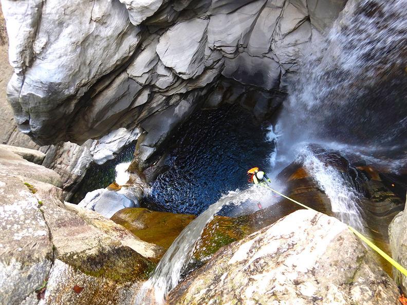 Image 7 - purelements® ticino – canyoning