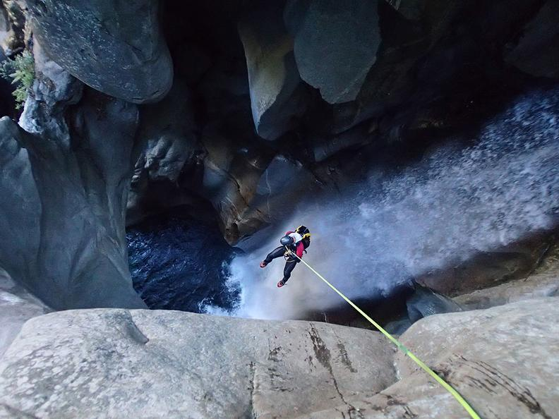 Image 10 - purelements® ticino – canyoning