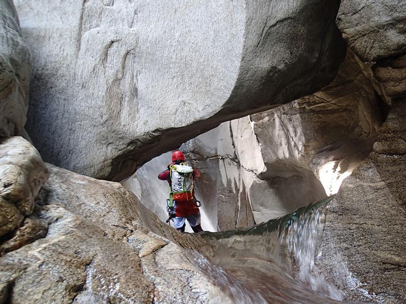 Image 12 - purelements® ticino – canyoning