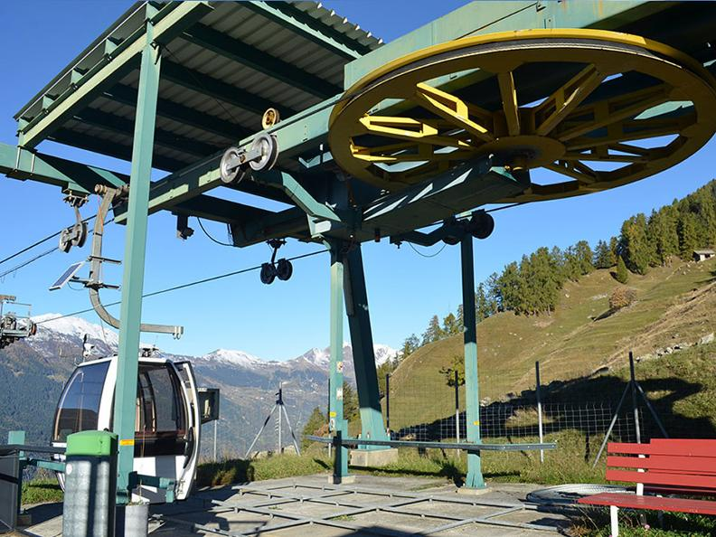 Image 3 - Malvaglia-Monte Dagro Cablecar