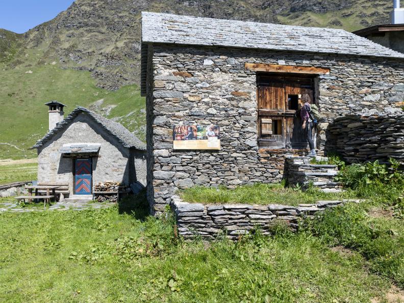 Image 6 - Alla Scoperta dell'Alpe Piora e del suo prosciutto crudo