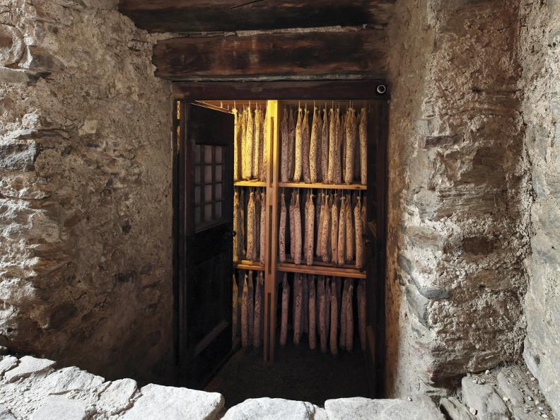 Image 8 - Auf Entdeckung des Salame dei Castelli di Bellinzona