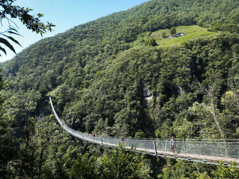 Image 1 - Tibetische Brücke