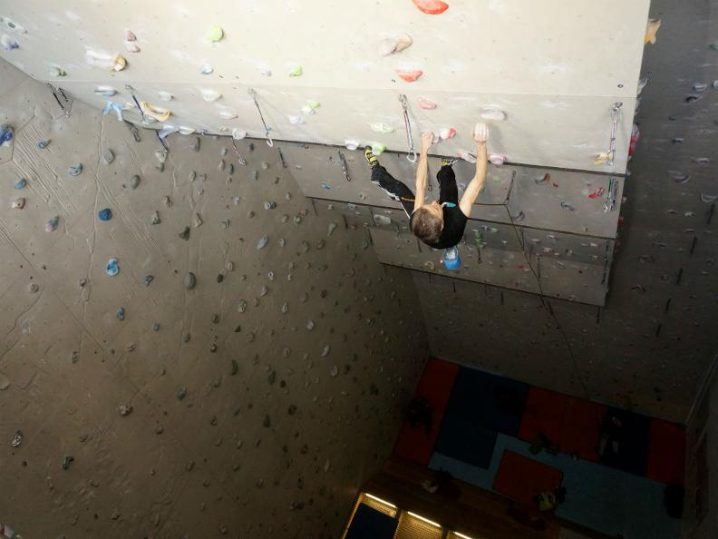 Image 1 - Palestra di arrampicata Audan