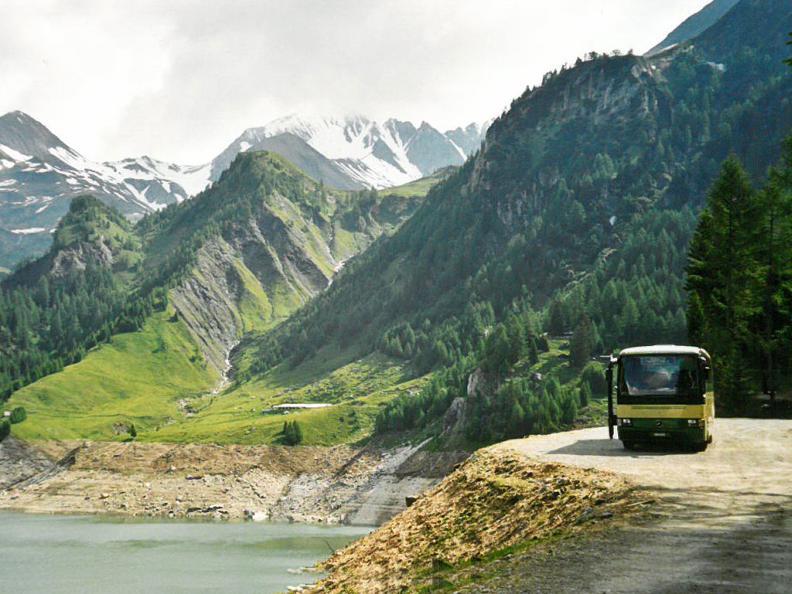 Image 0 - Der Bus alpin in der Region Greina