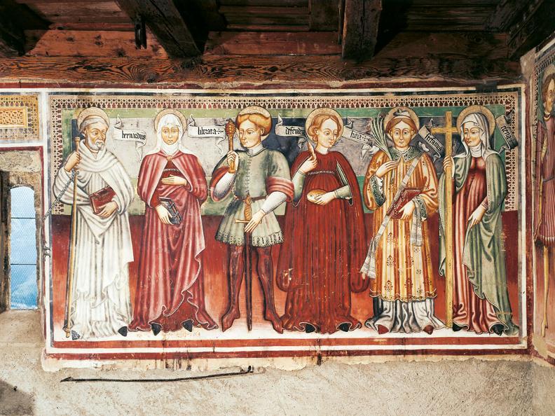 Image 4 - Chiesa di San Barnárd