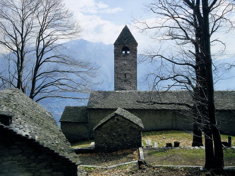 Image 1 - Chiesa di San Barnárd
