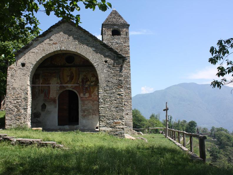 Image 0 - Chiesa di San Barnárd