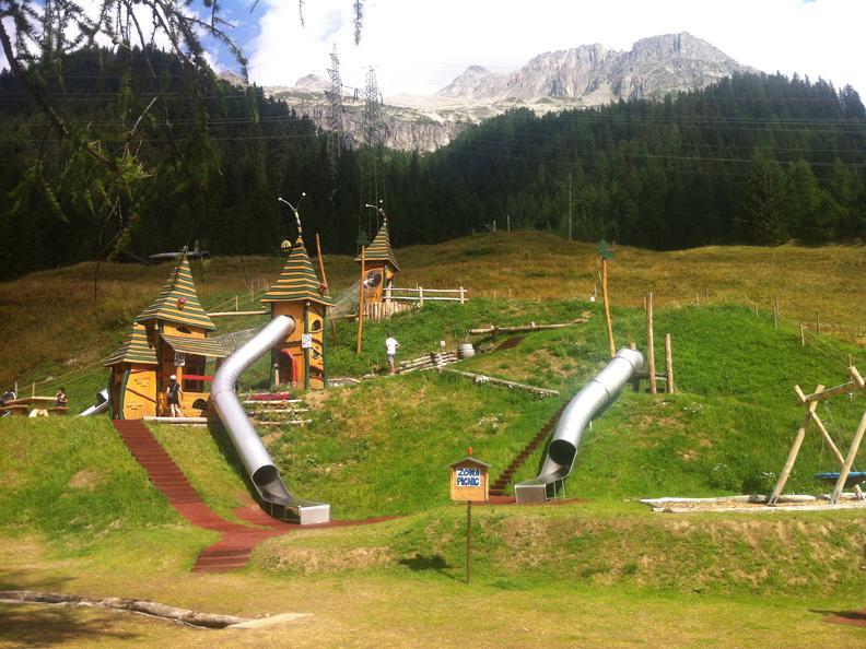 Image 0 - Parco giochi Cioss Prato