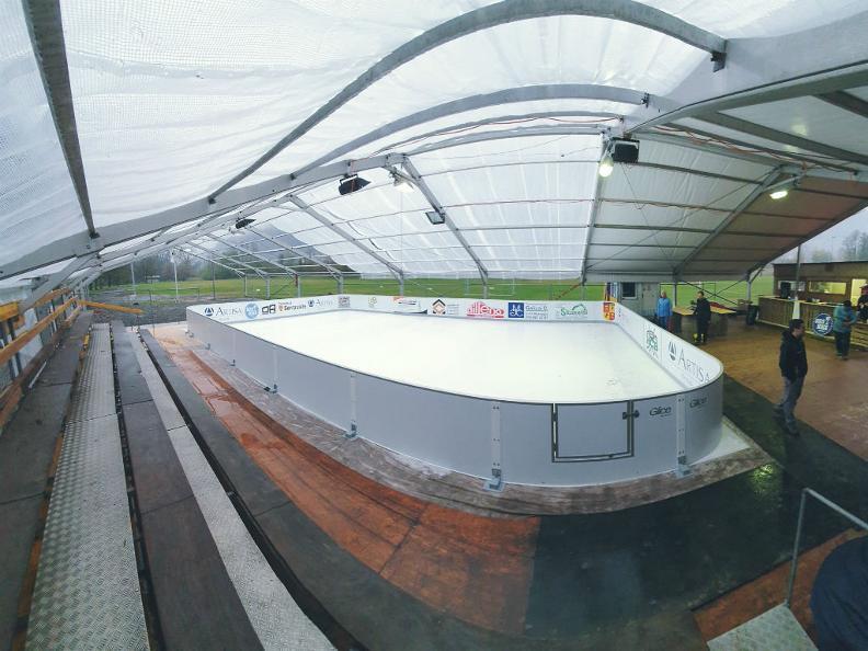 Image 1 - Patinoire Orino Arena