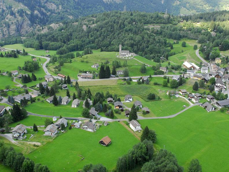 Image 0 - Area camper Prato Leventina