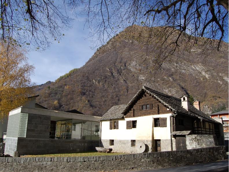 Image 0 - Museo Cà da Rivöi - Olivone