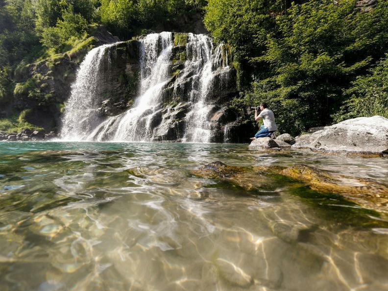 Image 2 - Der Piumogna-Wasserfall