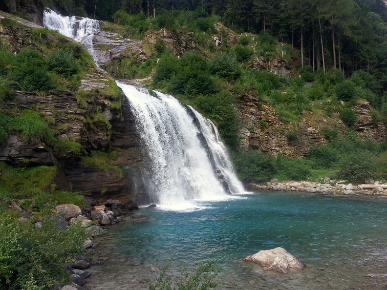 Image 4 - Der Piumogna-Wasserfall