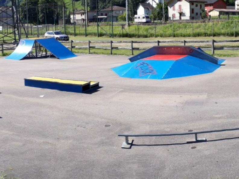Image 2 - Skatepark Rodi-Fiesso