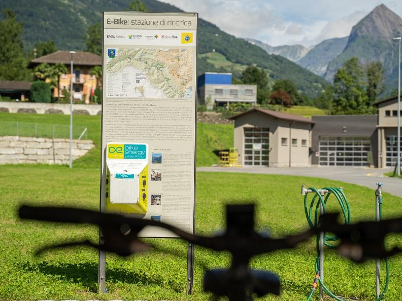 Image 2 - E-bike sharing - Valle di Blenio e Biasca