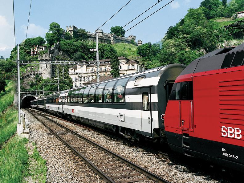 Image 2 - Grand Train Tour of Switzerland