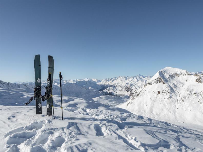 Image 1 - Sci escursionismo nell'Alto Ticino