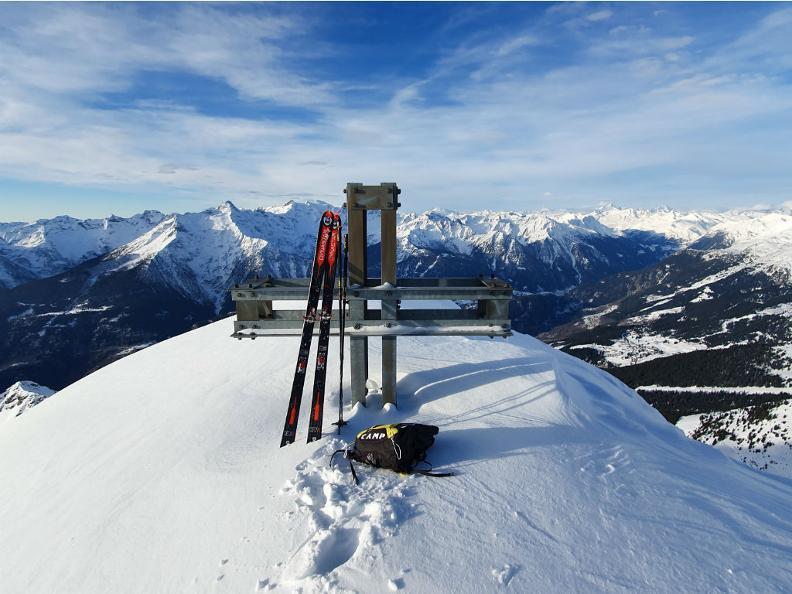 Image 2 - Sci escursionismo nell'Alto Ticino