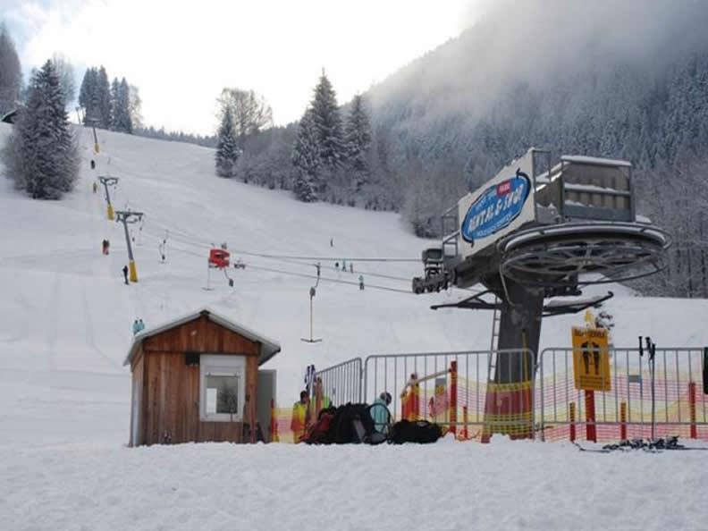 Image 0 - Skiing in Prato Leventina