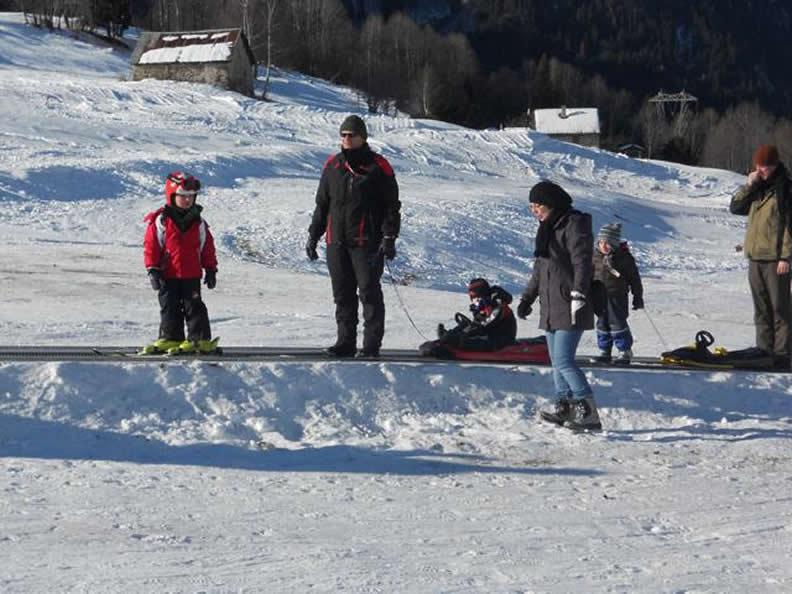 Image 1 - Ski resort Bedrina Dalpe